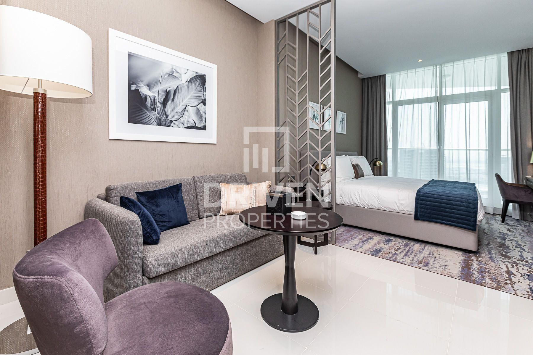 Brand New | Furnished Studio | On High Floor