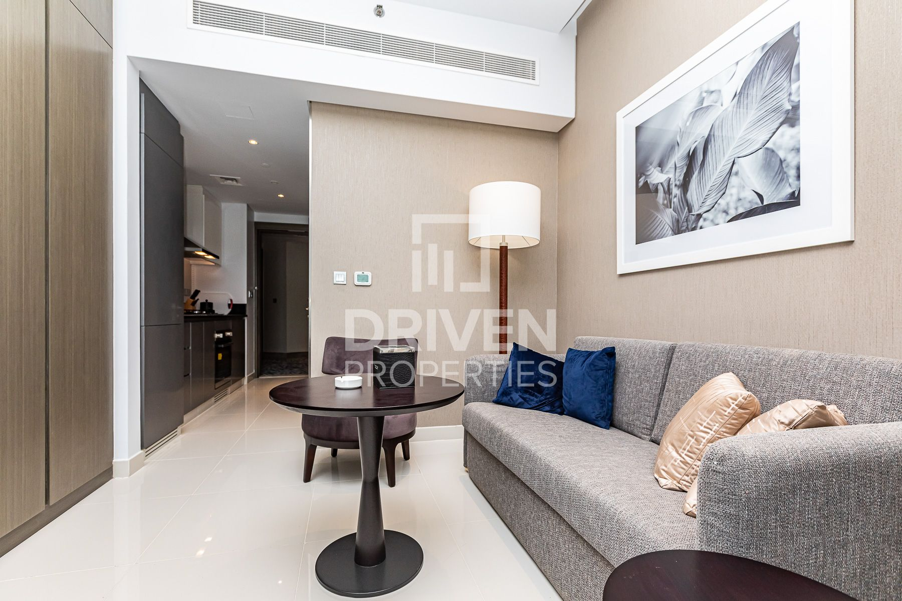 Studio for Rent in DAMAC Maison Privé - Business Bay