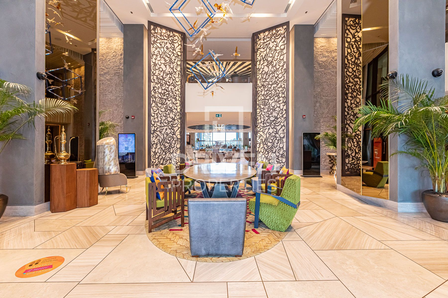 Apartment for Rent in Andaz Dubai The Palm - Palm Jumeirah