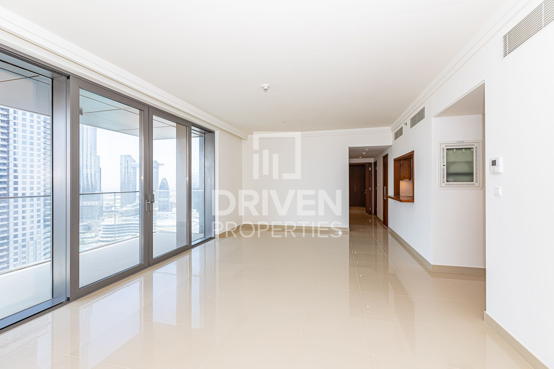 3 Bed Apt on High Floor   Burj Khalifa View
