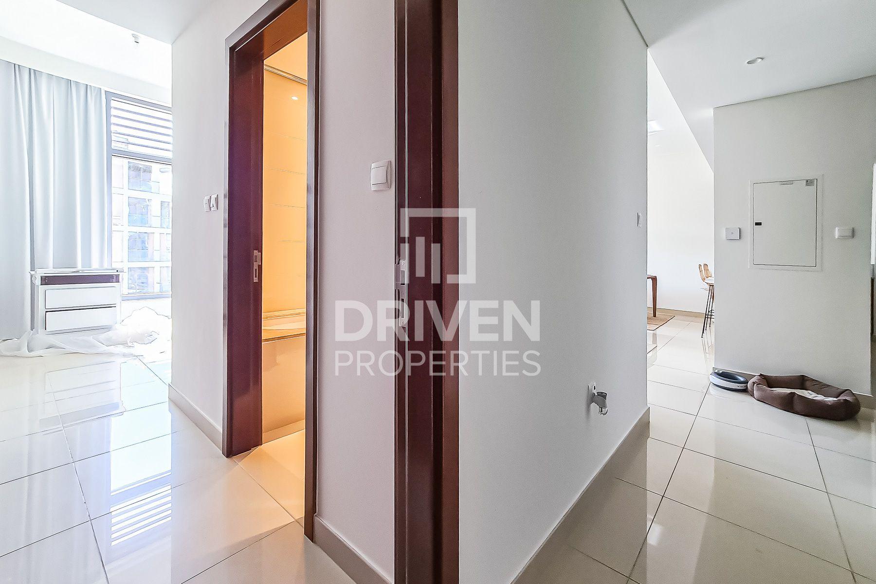 للبيع - شقة - مالبيري - دبي هيلز استيت