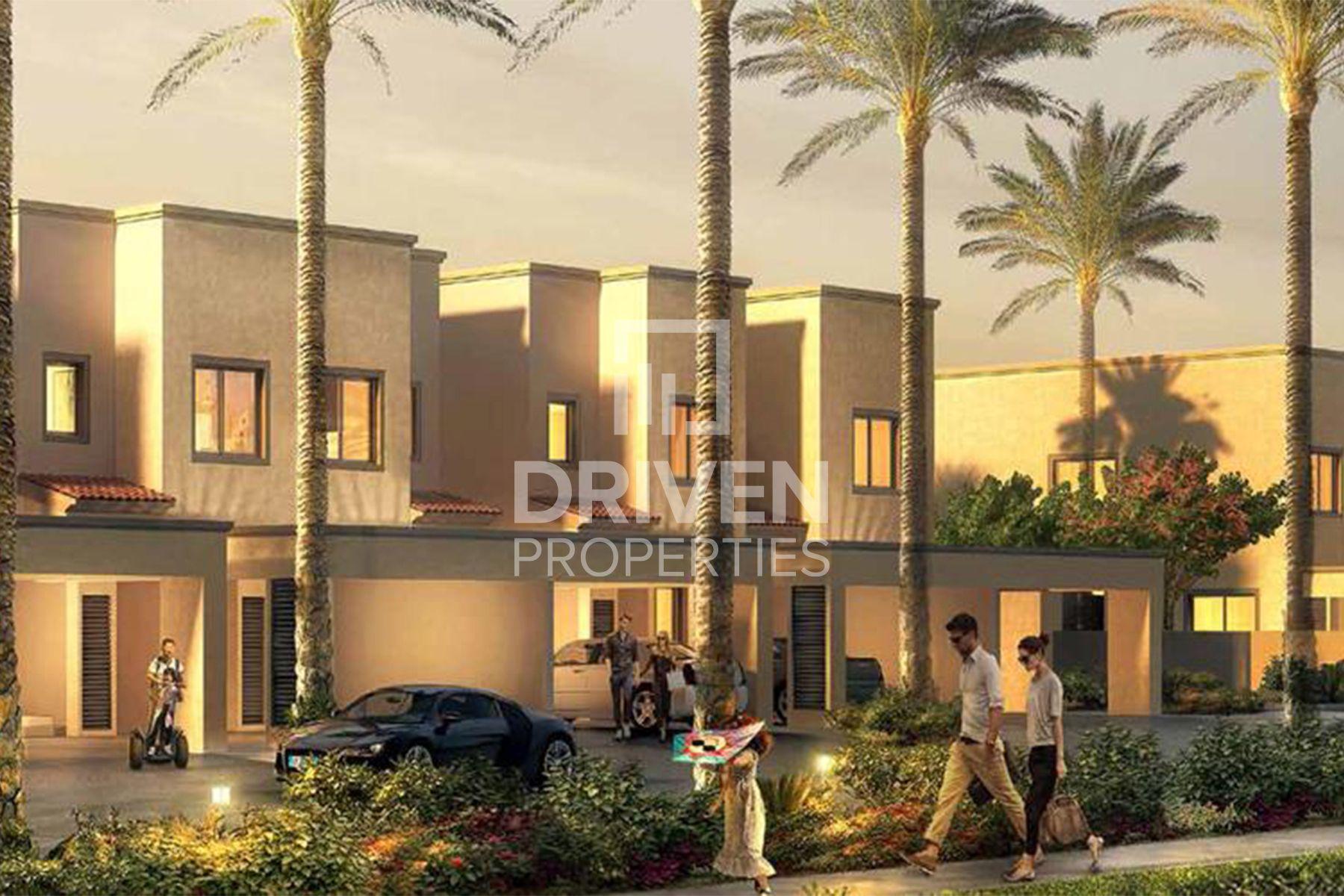 2,232 قدم مربع  تاون هاوس - للبيع - دبي لاند