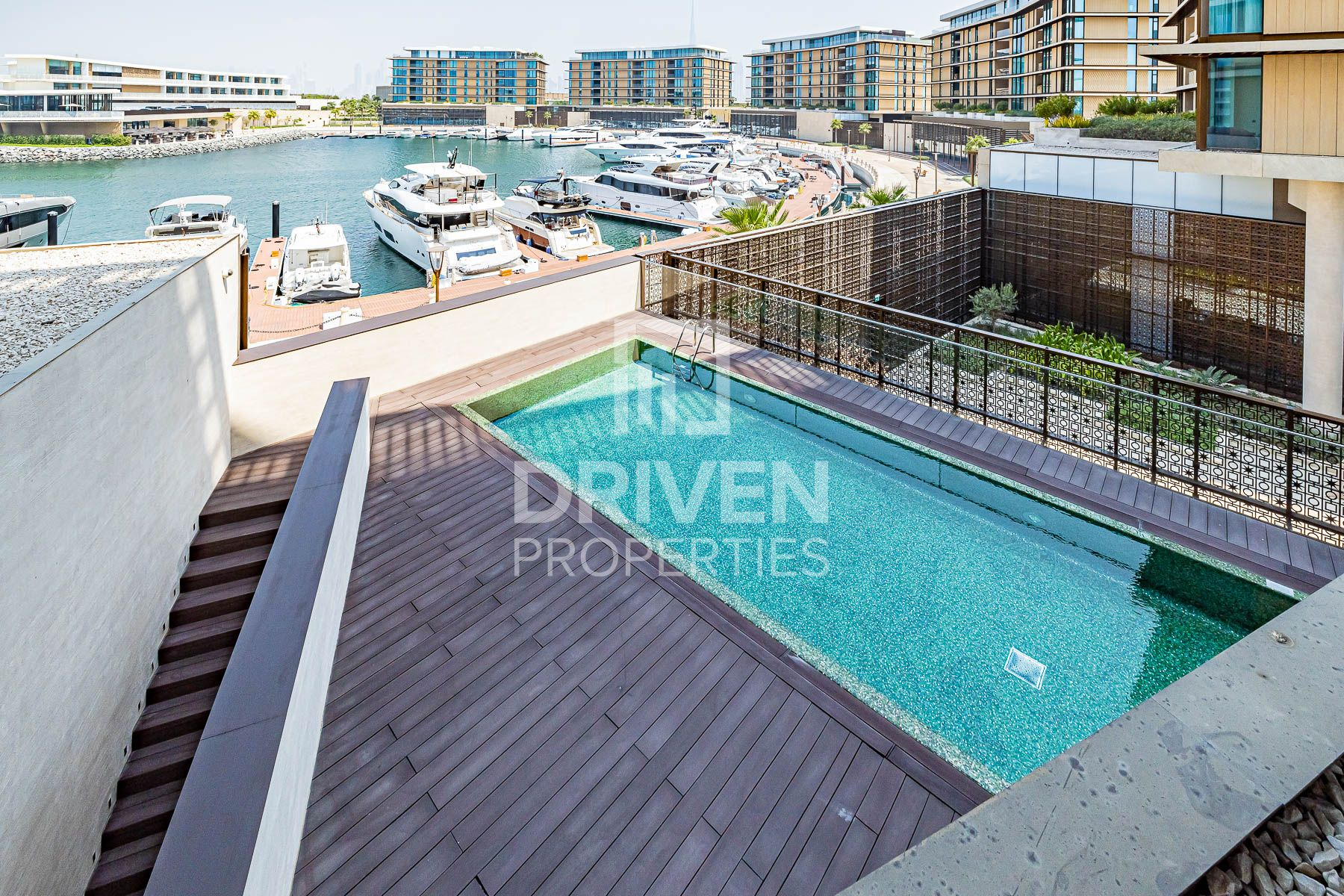 Large Brand New 2BR| Lovely Marina Views