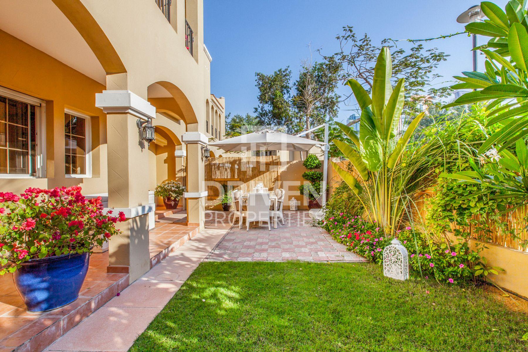 Villa for Rent in Arenco Villas - Al Sufouh