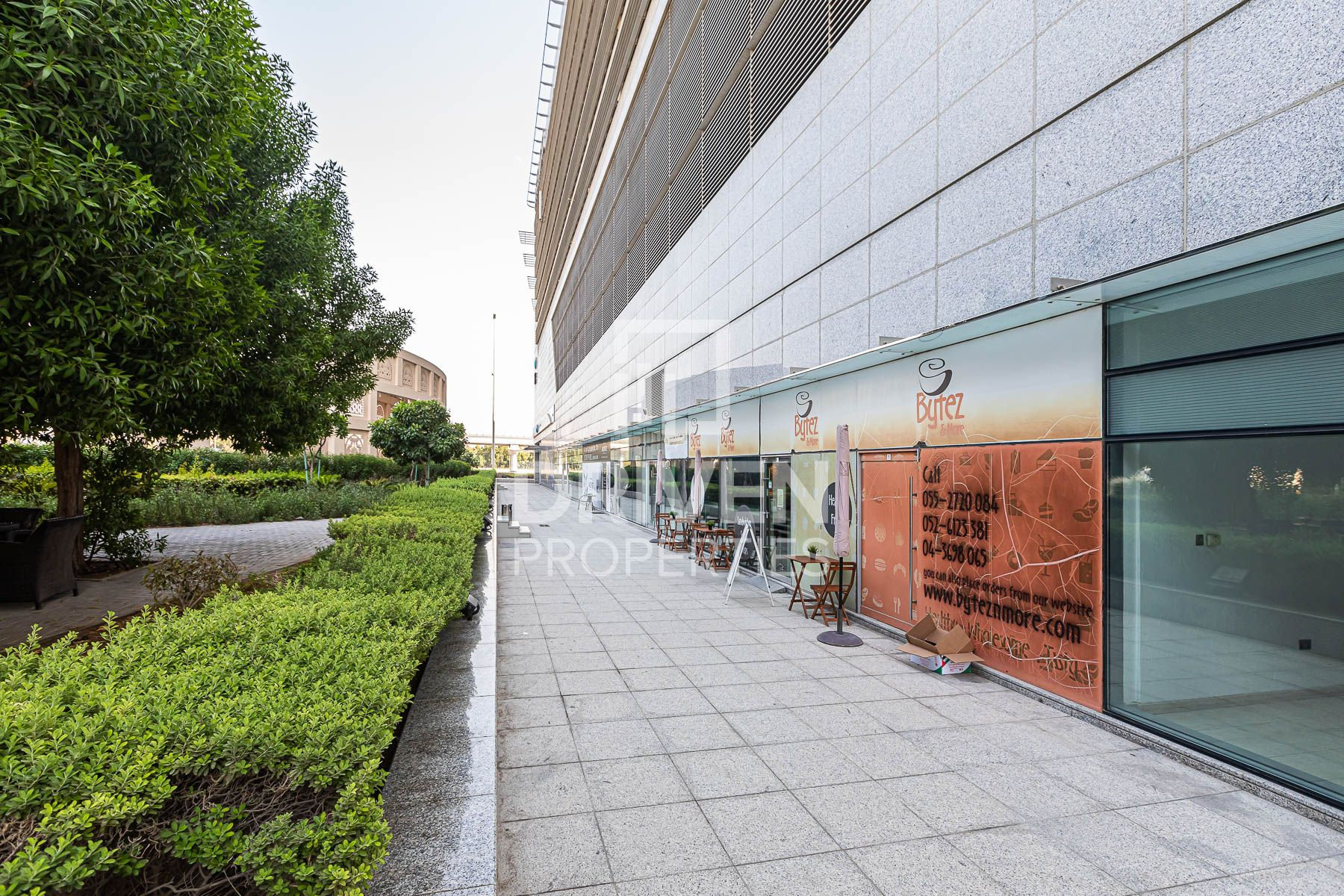 Retail for Rent in Arenco Tower - Dubai Media City