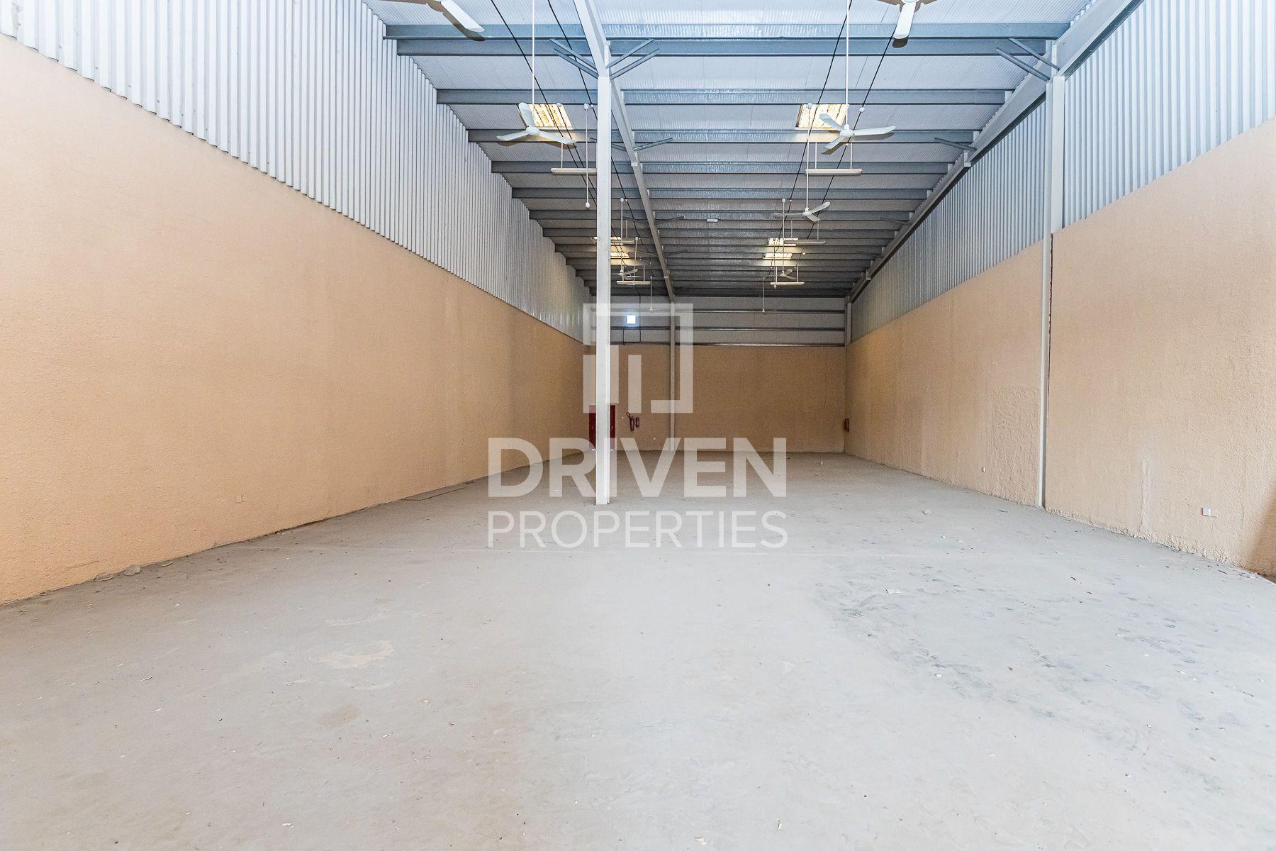 Warehouse for Rent in Al Quoz Industrial Area 1 - Al Quoz