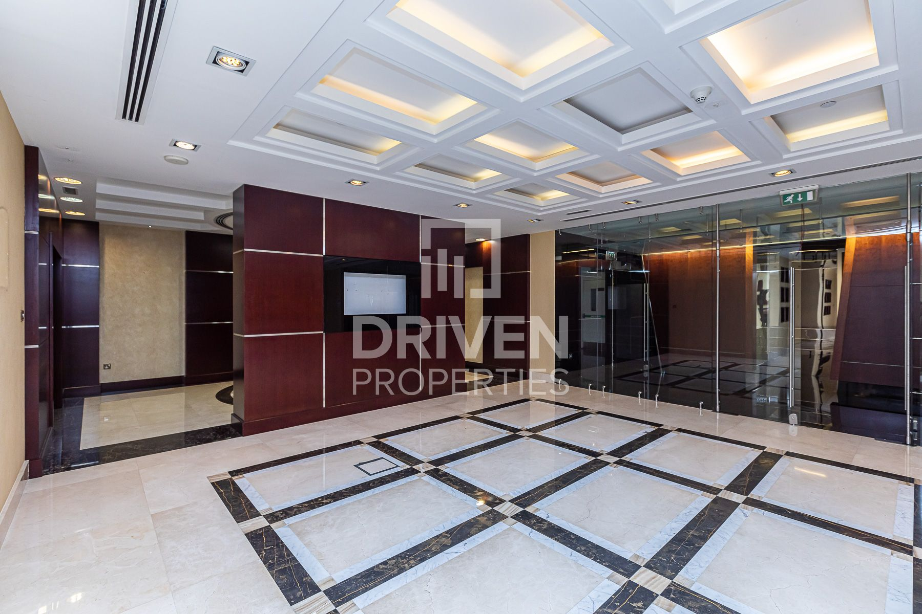 On High Floor Fitted Office | Prime Location