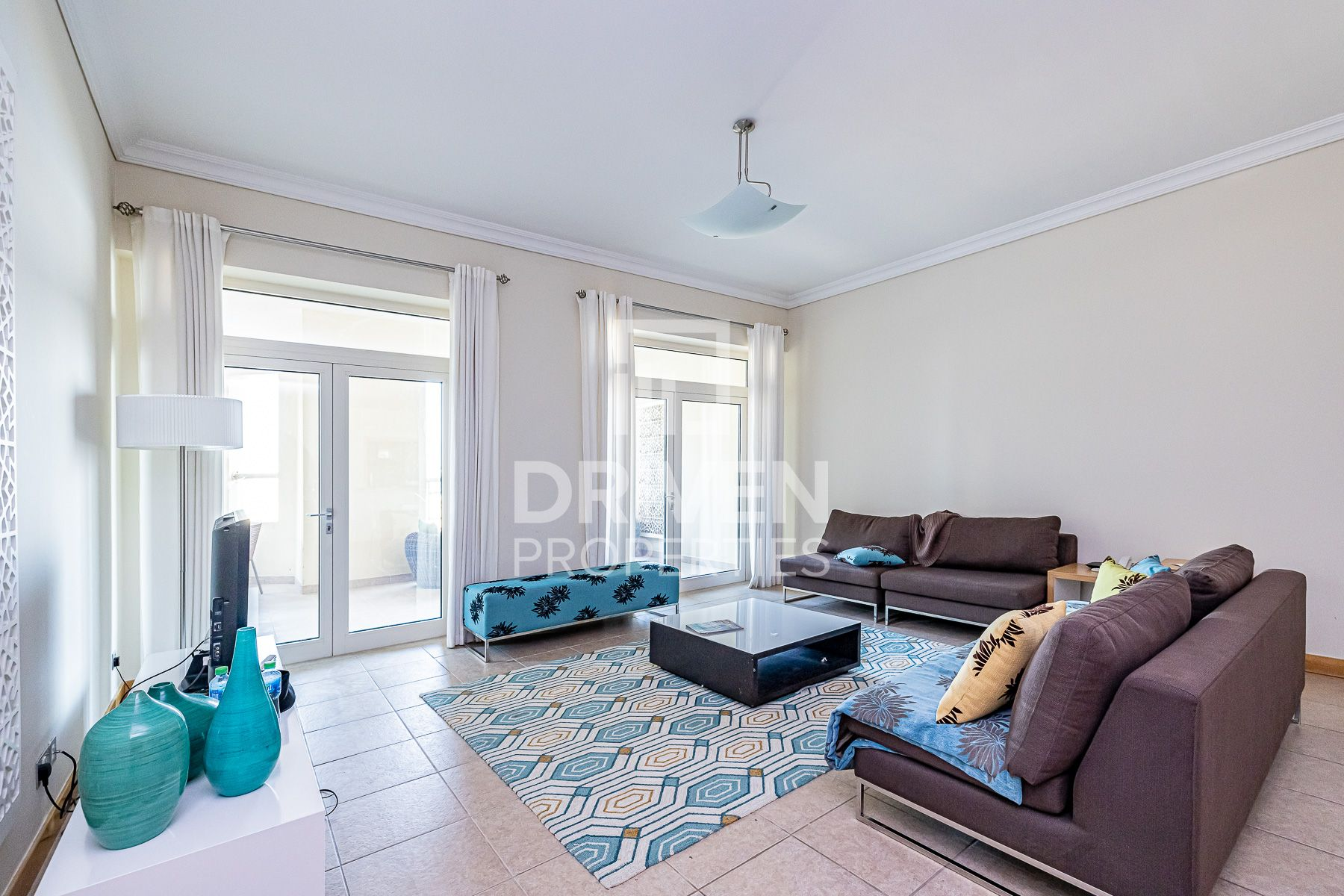 Spacious and Fully Furnished 2 Bedroom Apt