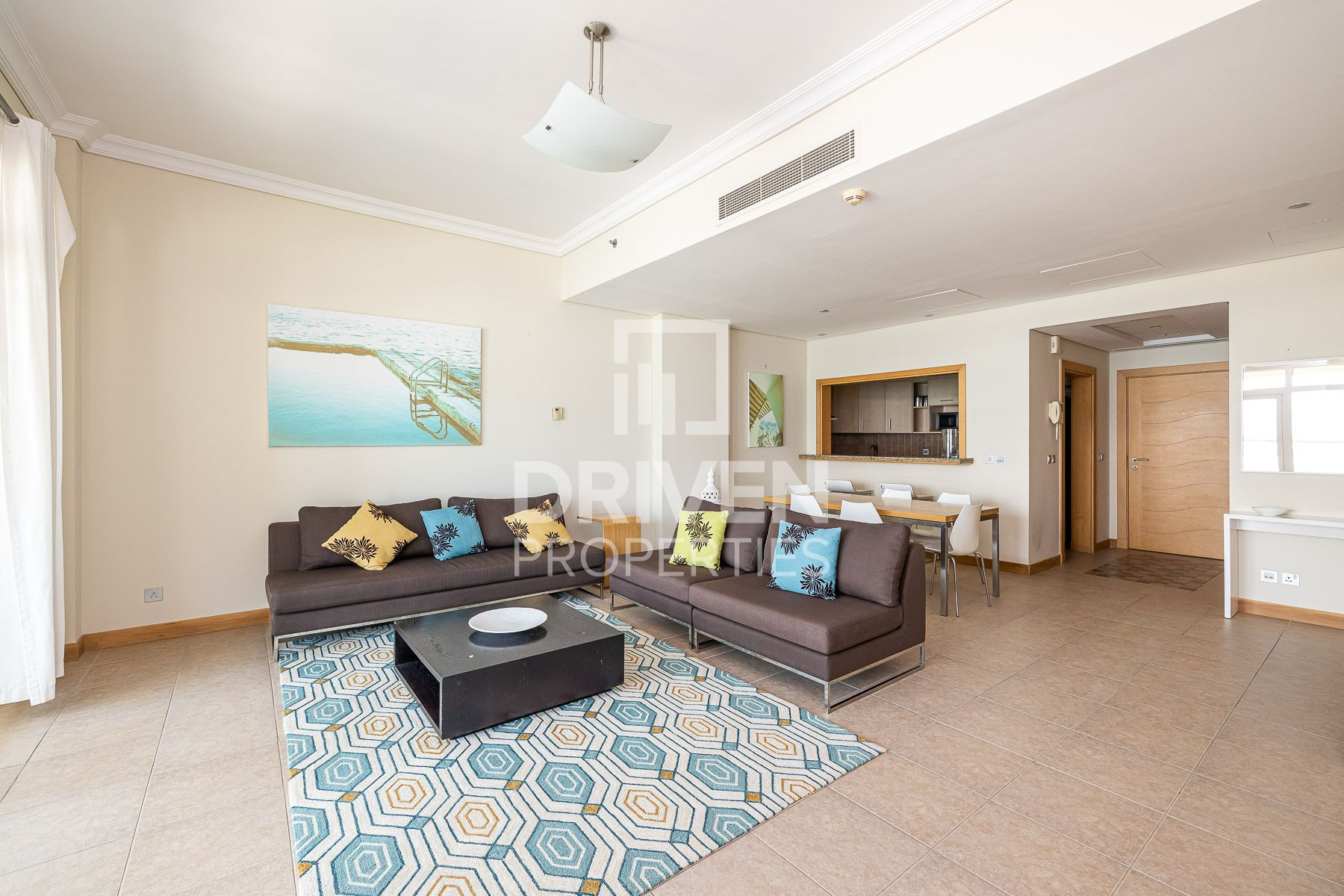 Fully Furnished and Huge 1 Bed Apartment
