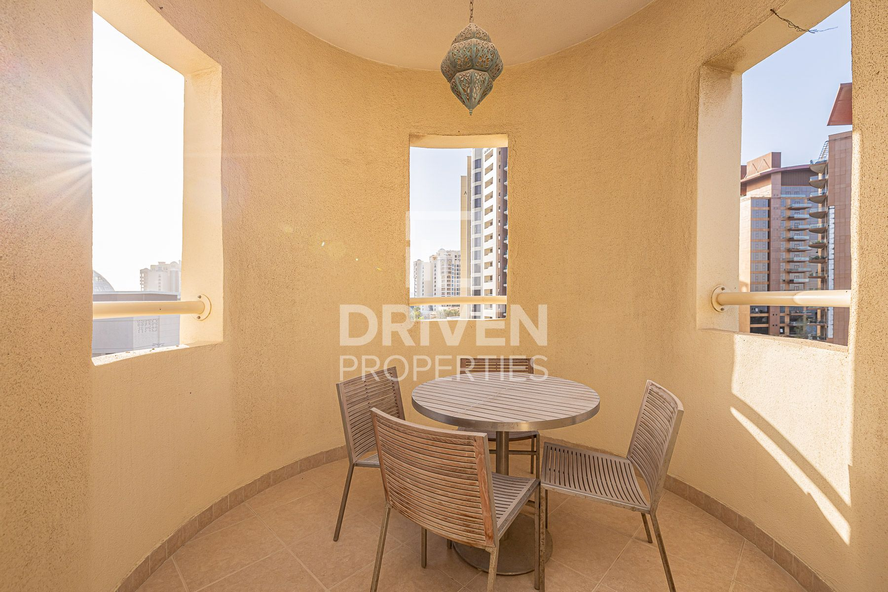 Apartment for Rent in Al Das - Palm Jumeirah
