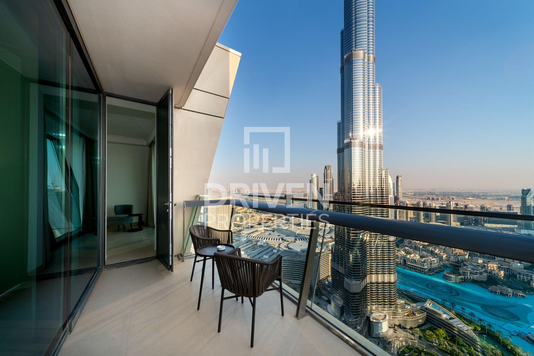 1,780 قدم مربع  شقة - للبيع - دبي وسط المدينة