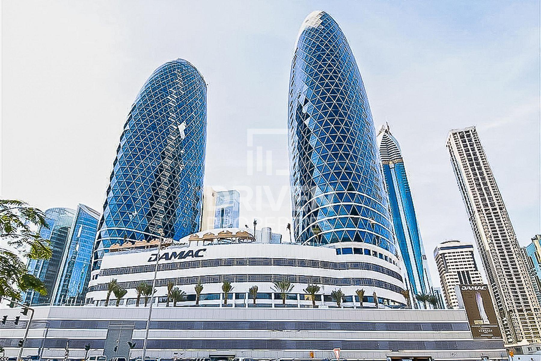 1,406 قدم مربع  شقة - للبيع - مركز دبي المالي العالمي
