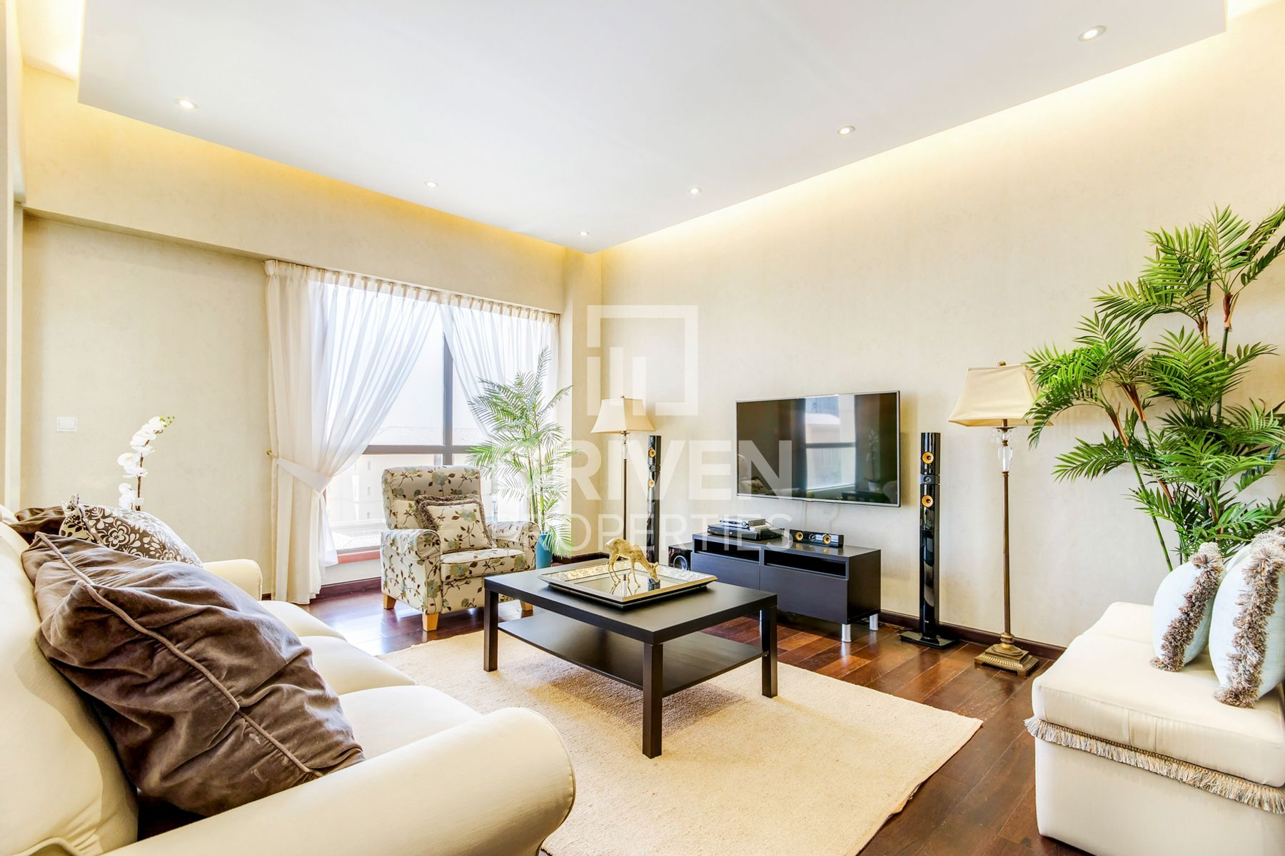 Furnished and Well-managed 3 Bedroom Apt