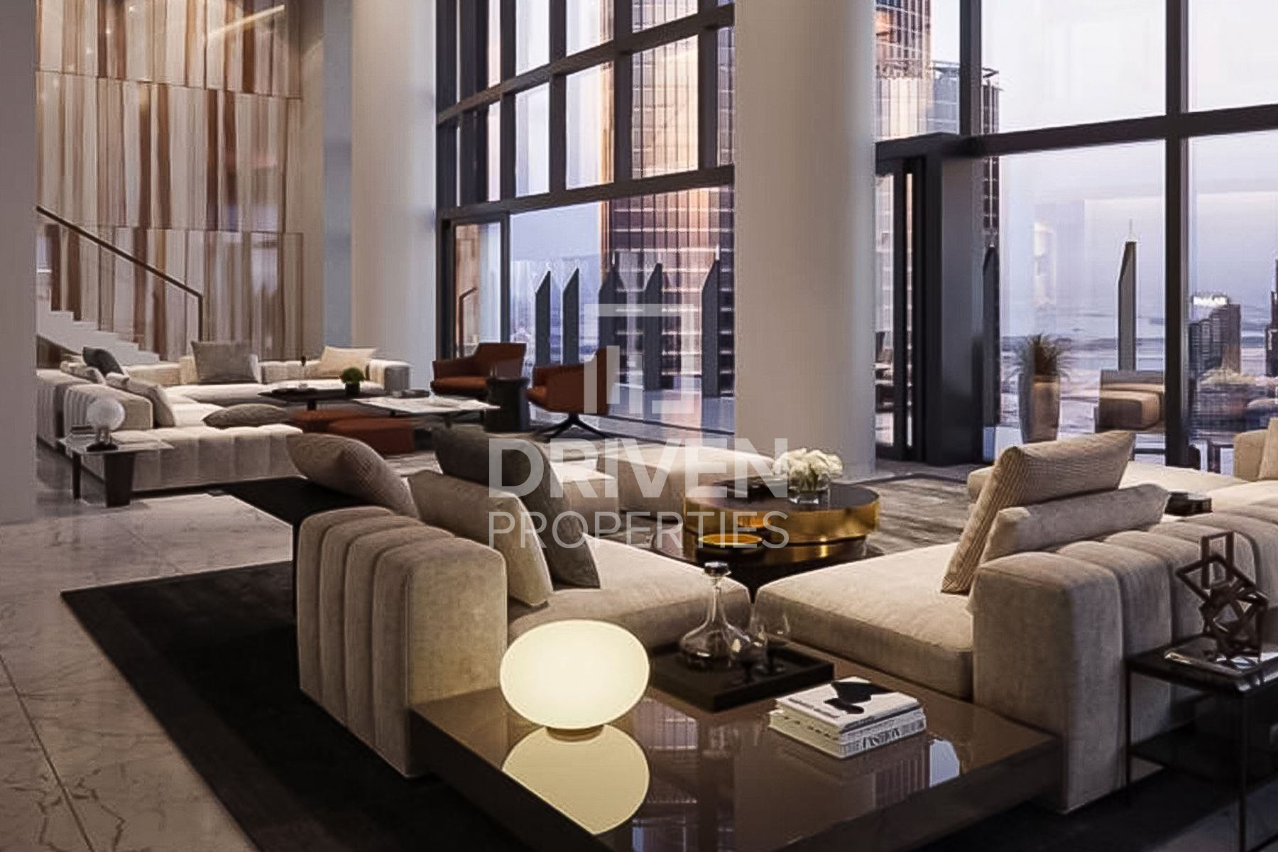 Penthouse for Sale in IL Primo - Downtown Dubai
