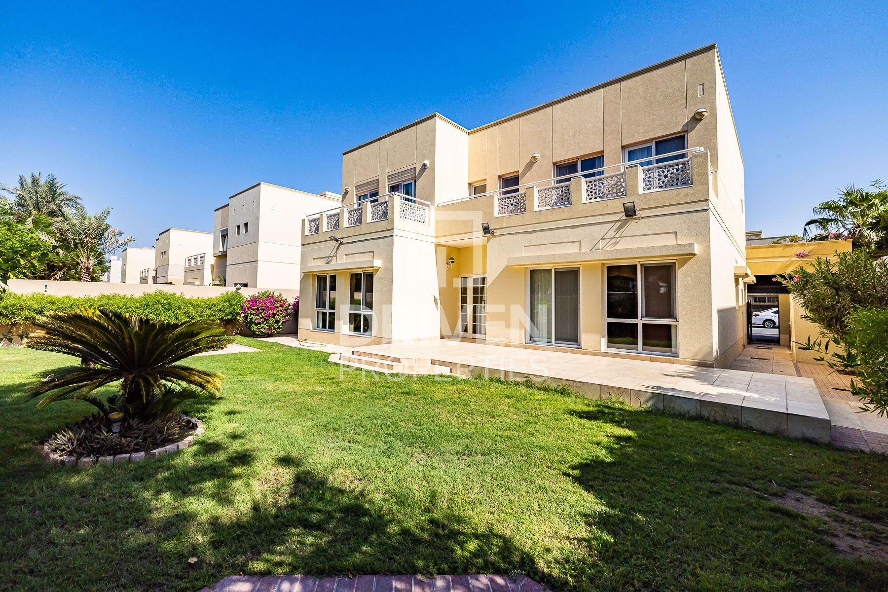 Type 6| Back to Back | Upgraded | 4 Bed Villa