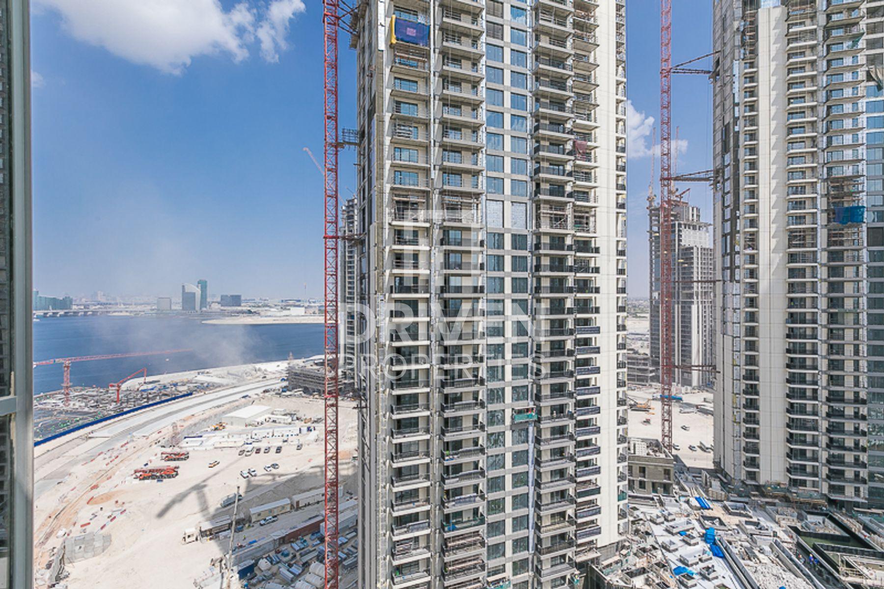 Apartment for Rent in Dubai Creek Residence Tower 2 North - Dubai Creek Harbour