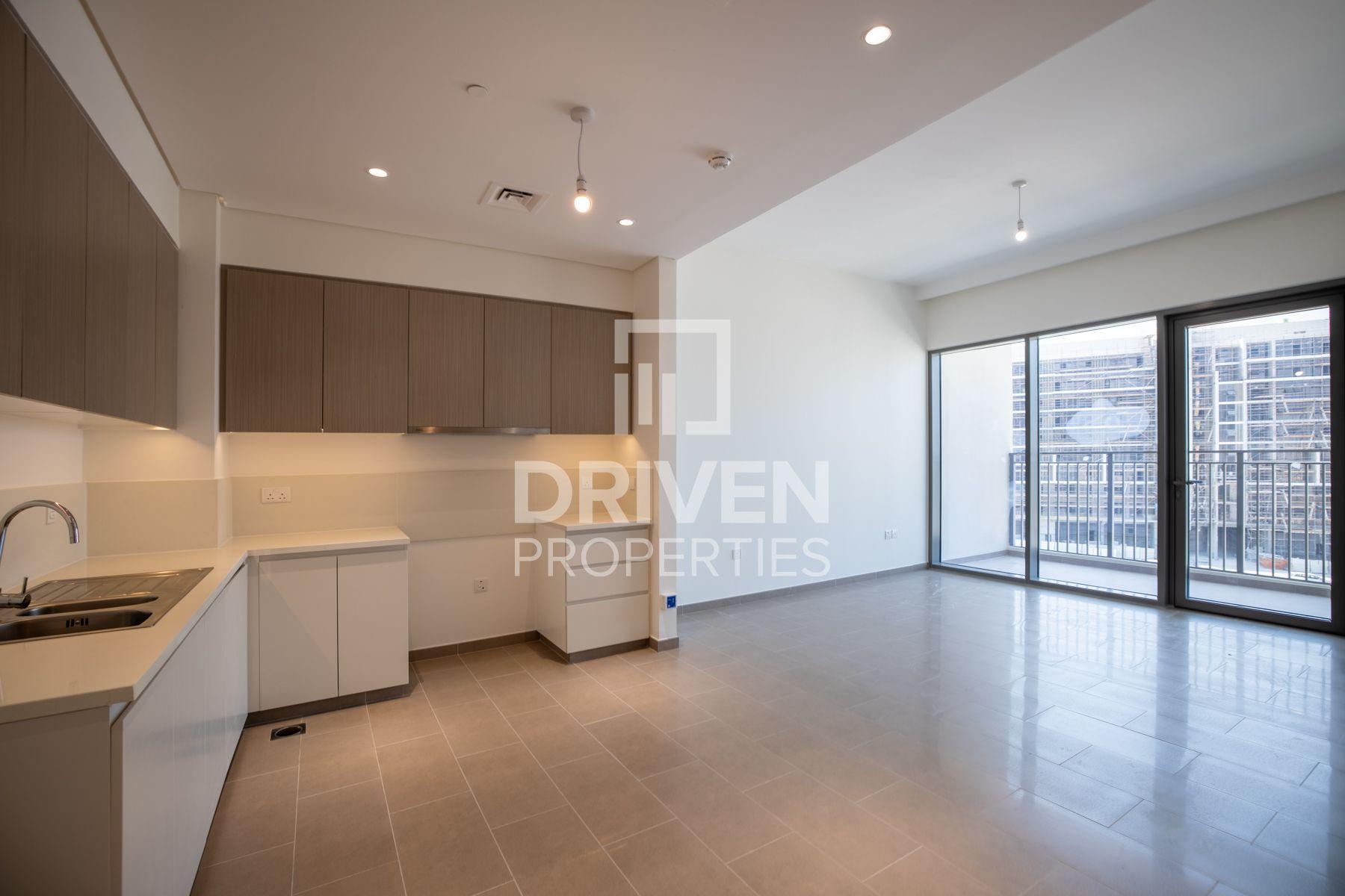 646 قدم مربع  شقة - للايجار - دبي هيلز استيت