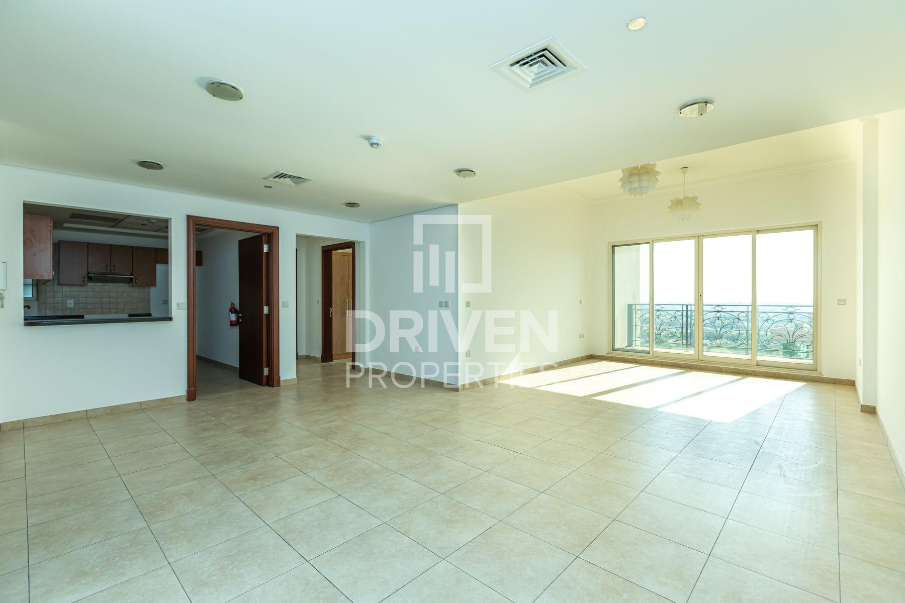 1,439 قدم مربع  شقة - للايجار - مدينة دبي الرياضية