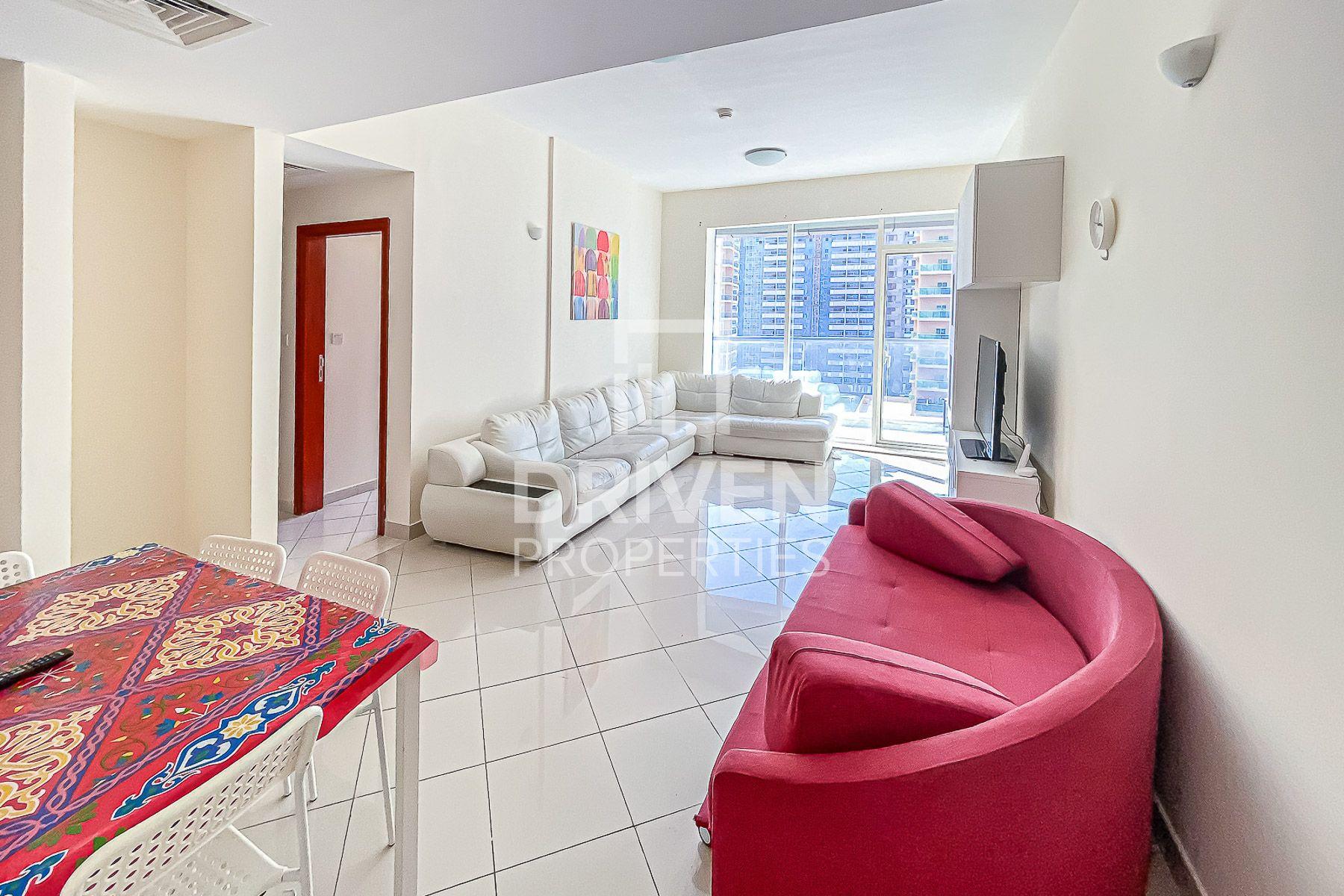 Fully Furnished Huge 1 Bedroom Apartment