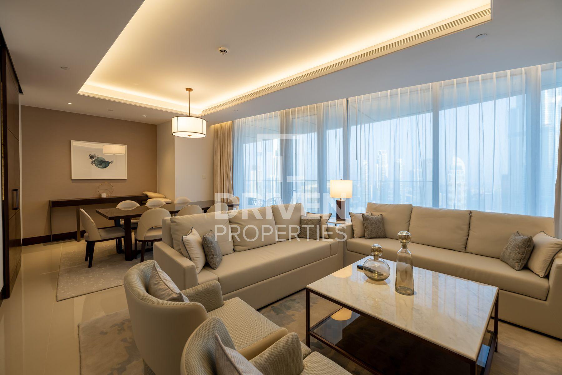 2,431 قدم مربع  شقة - للايجار - دبي وسط المدينة