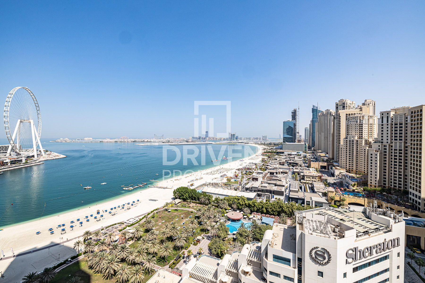 Amazing and Spacious Apartment | Sea View
