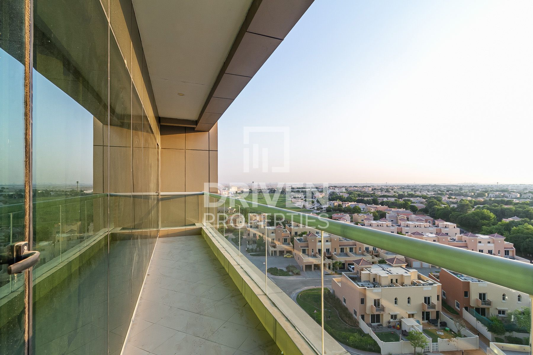 Amazing Golf View | Spacious Bright 1BR+Maids