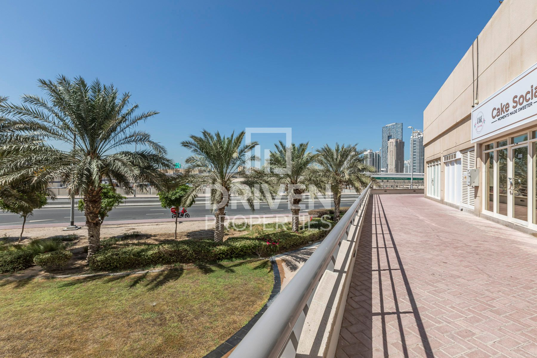Retail for Sale in Lake Point Tower - Jumeirah Lake Towers