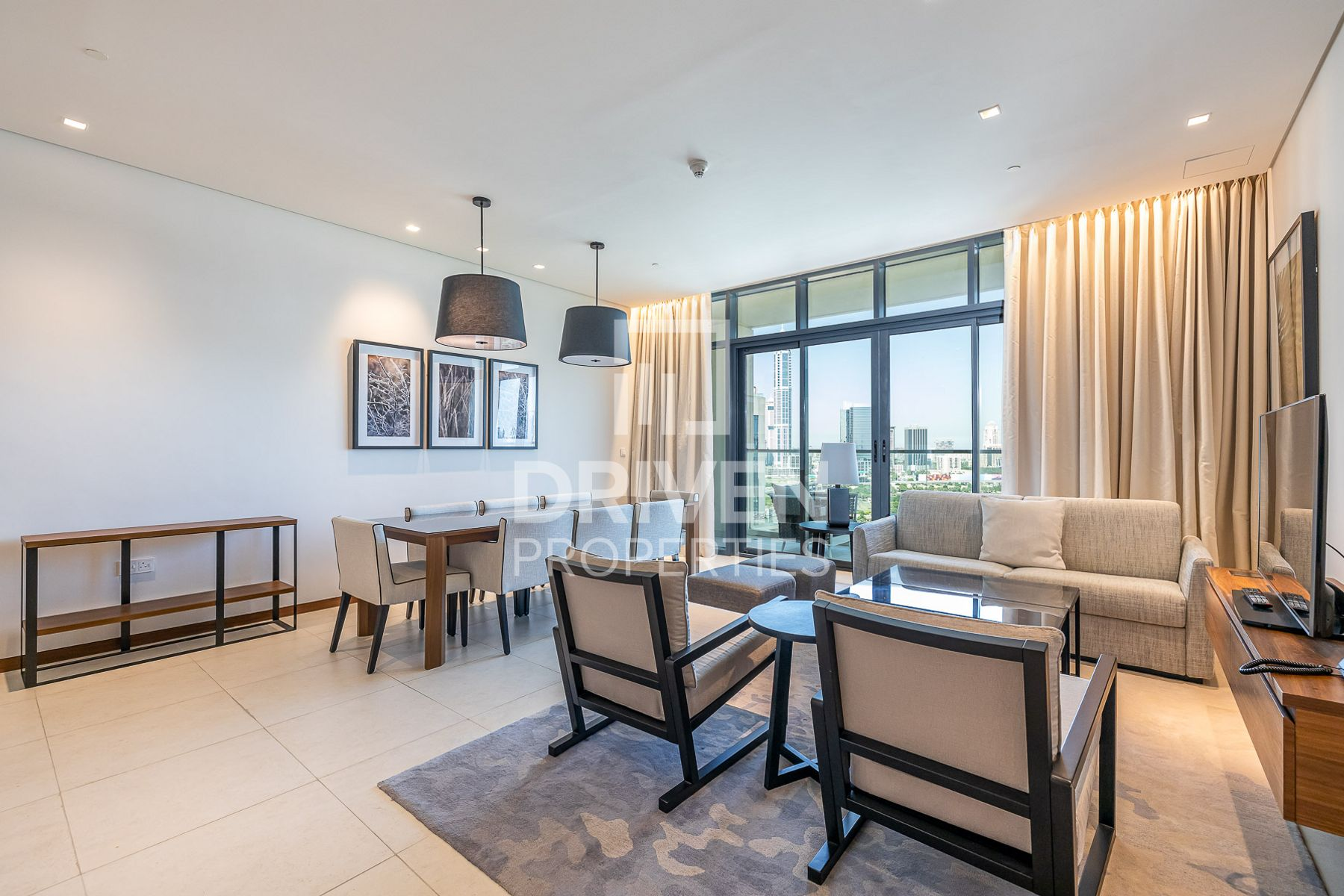 Brand New | Fully Furnished | Full Golf View