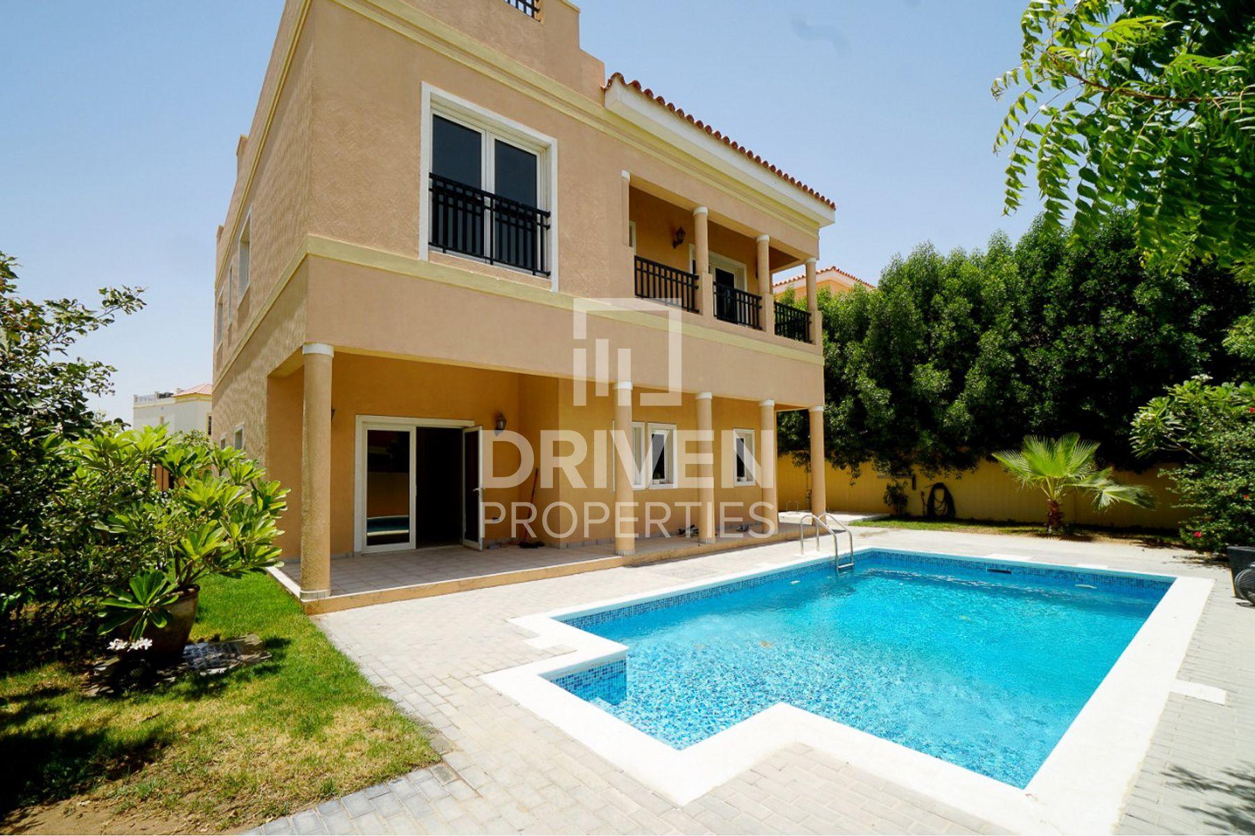 Type A1 Villa | Private Pool | Near Park
