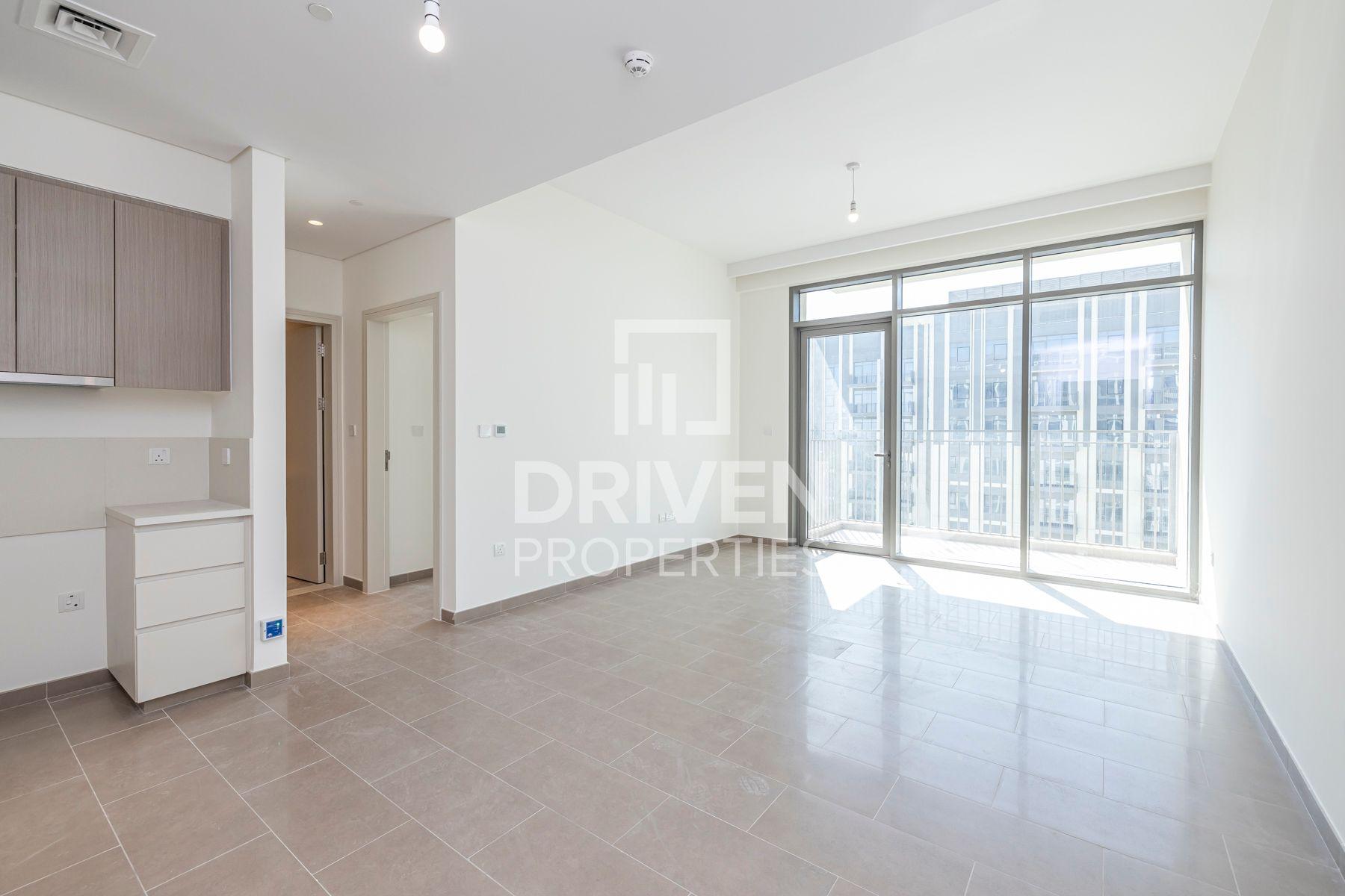645 قدم مربع  شقة - للايجار - دبي هيلز استيت