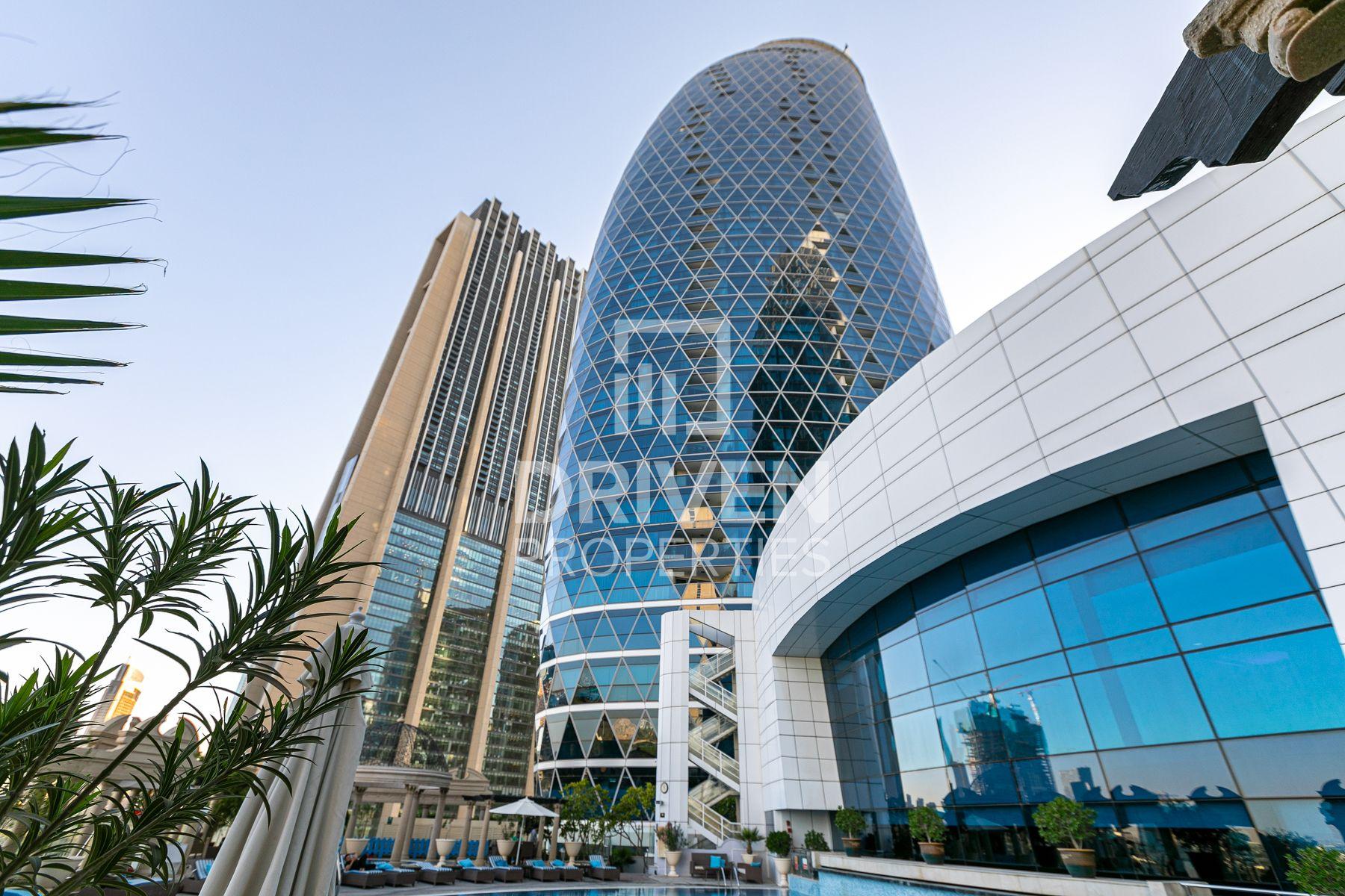1,022 قدم مربع  شقة - للبيع - مركز دبي المالي العالمي