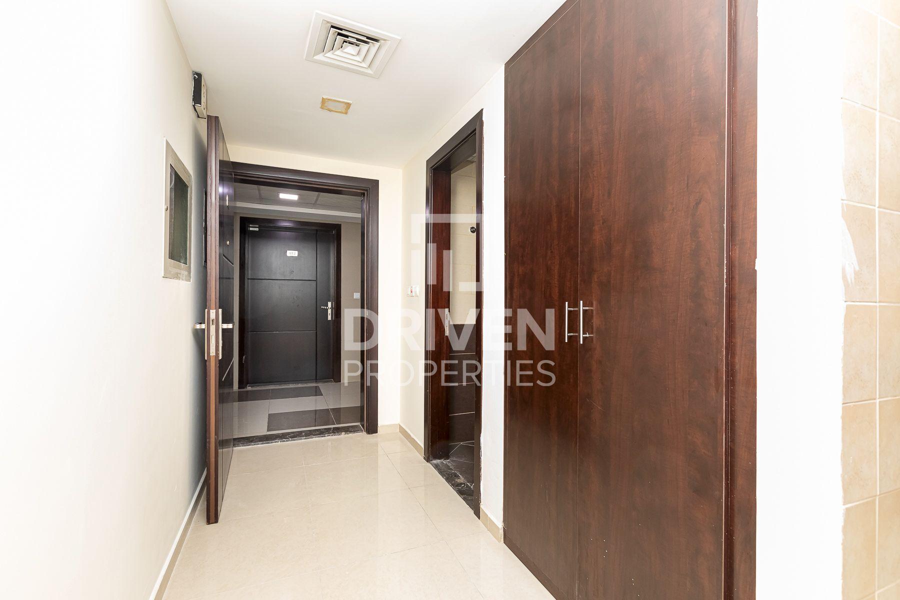 للايجار - ستوديو - برج فرانكفورت - مدينة دبي الرياضية