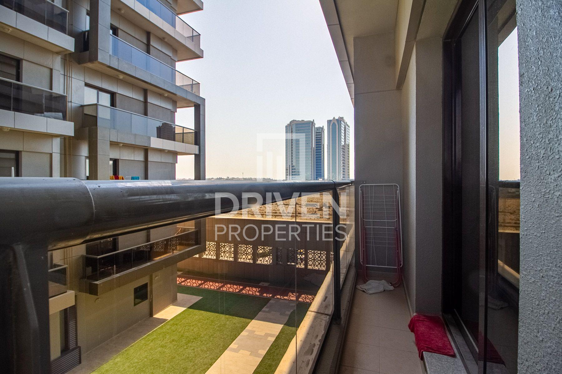 للايجار - ستوديو - مساكن النخبة الرياضية 10 - مدينة دبي الرياضية