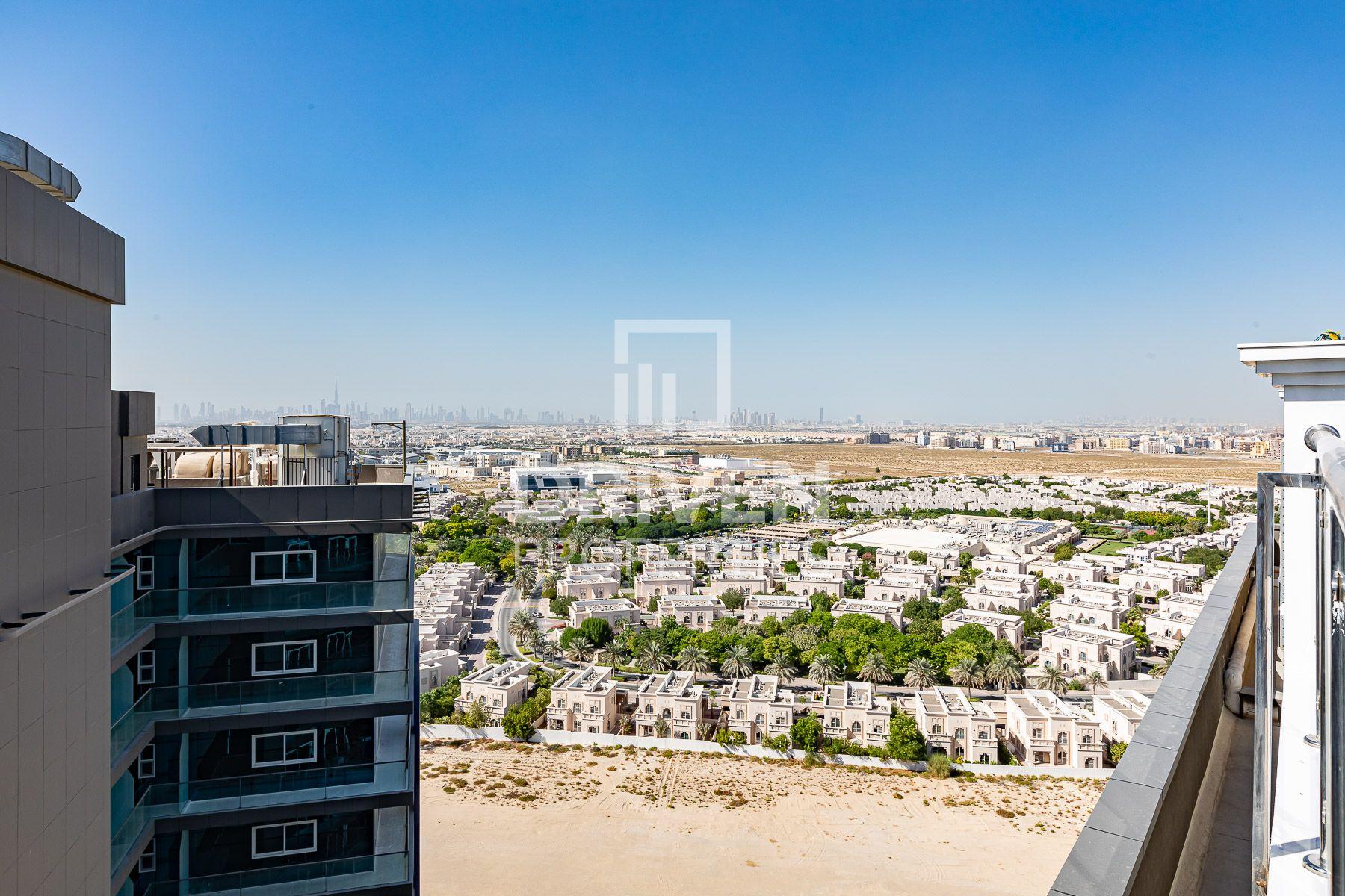 Studio for Sale in Arabian Gate - Dubai Silicon Oasis