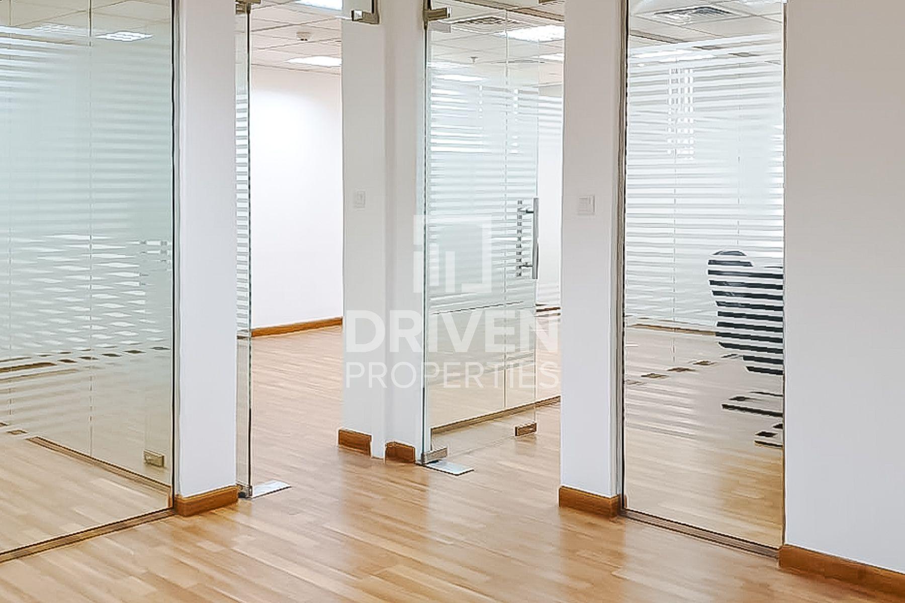 1,689 قدم مربع  مكتب - للبيع - أبراج بحيرة الجميرا