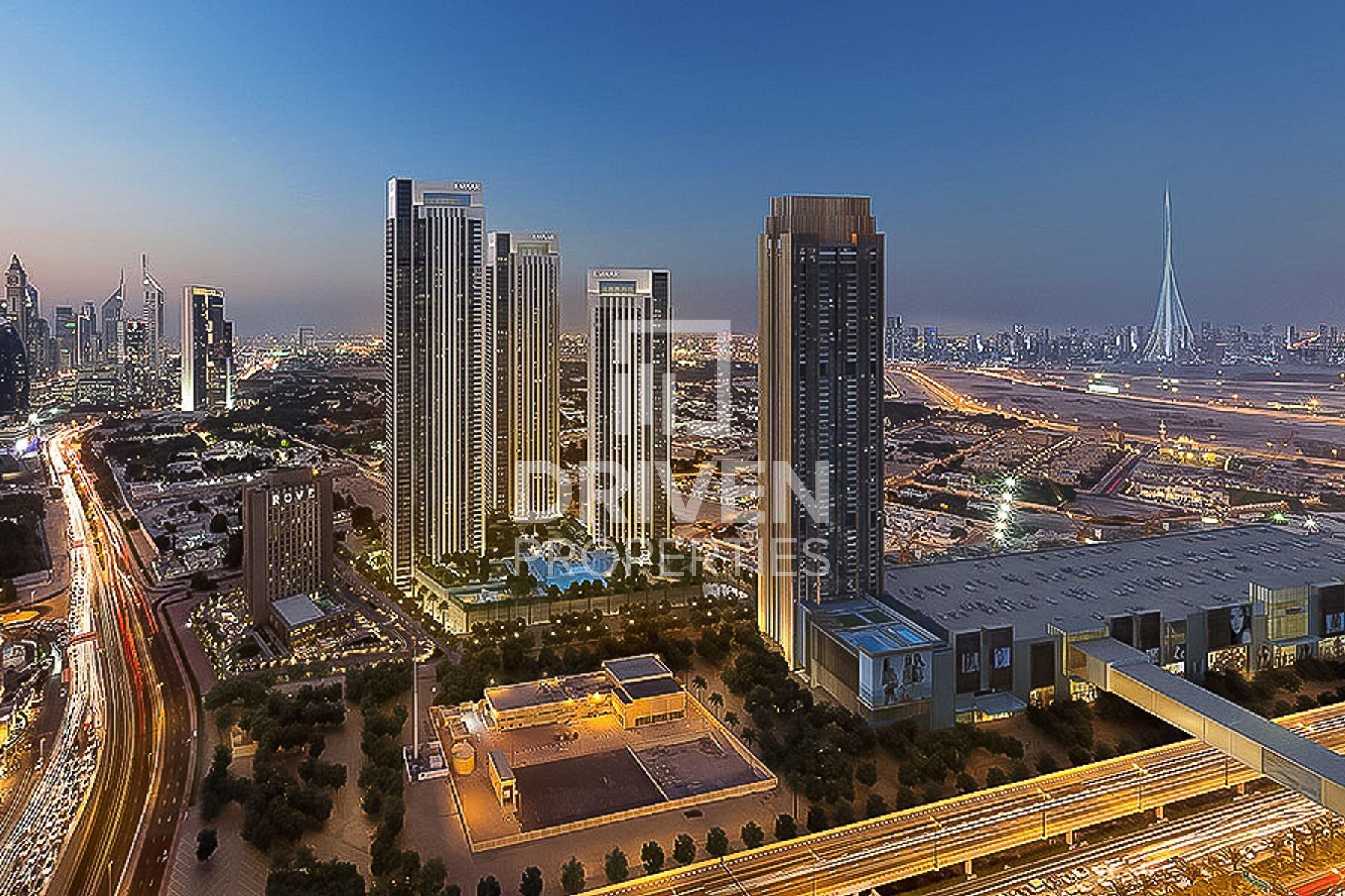 Direct Burj Khalifa Views w/ Best Priced