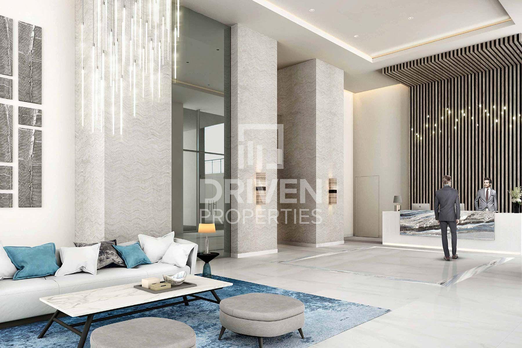 للبيع - شقة - ذا كوف - ميناء خور دبي