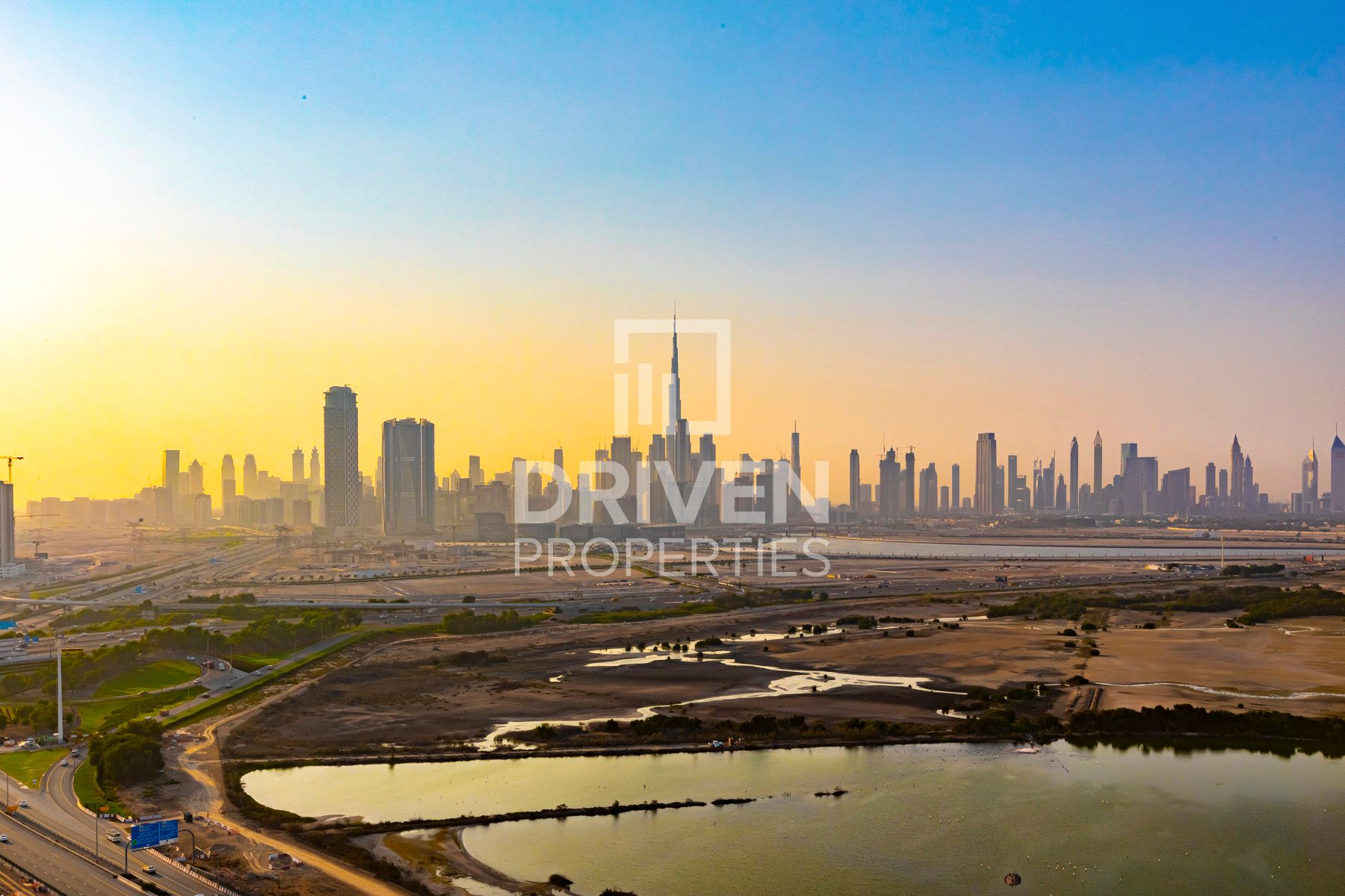 Apartment for Rent in API Horizon Pointe - Nadd Al Sheba