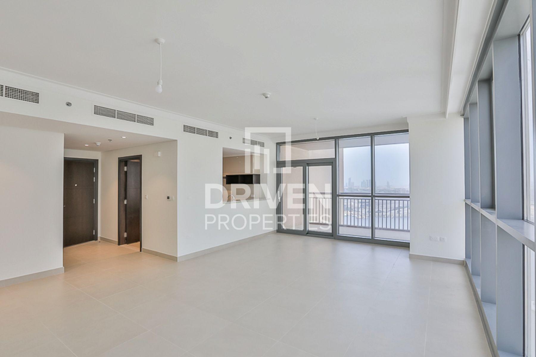 1,678 قدم مربع  شقة - للايجار - ميناء خور دبي