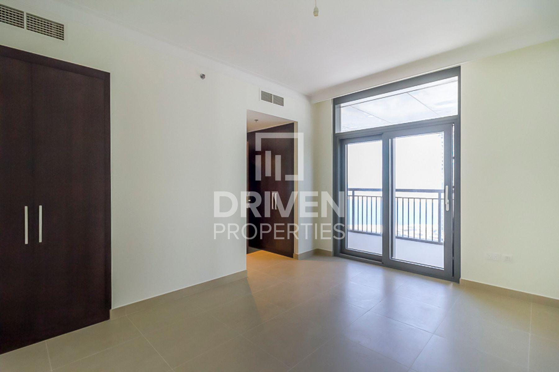 للايجار - شقة - دبي كريك ريزيدنس برج 2 شمال - ميناء خور دبي