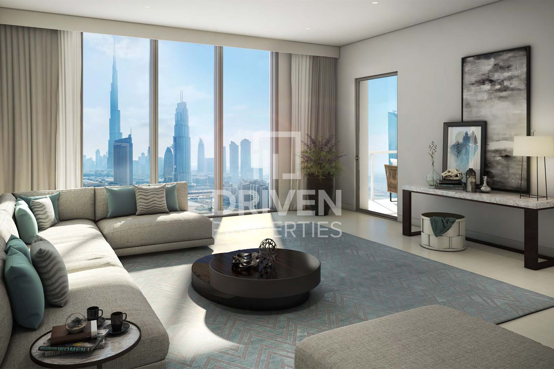 Apartment for Sale in Downtown Views II - Downtown Dubai