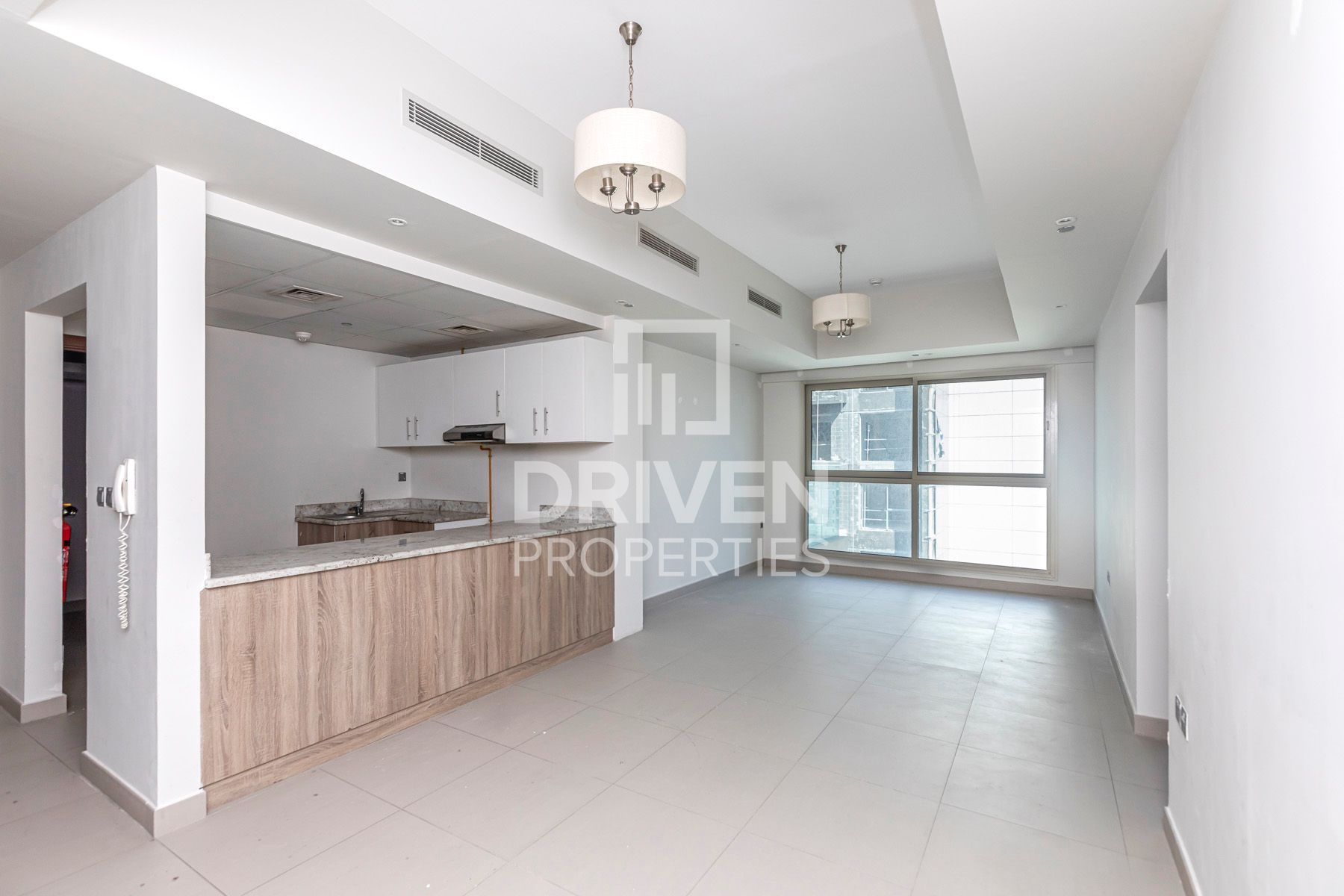 Park View | Unfurnished  | On High Floor