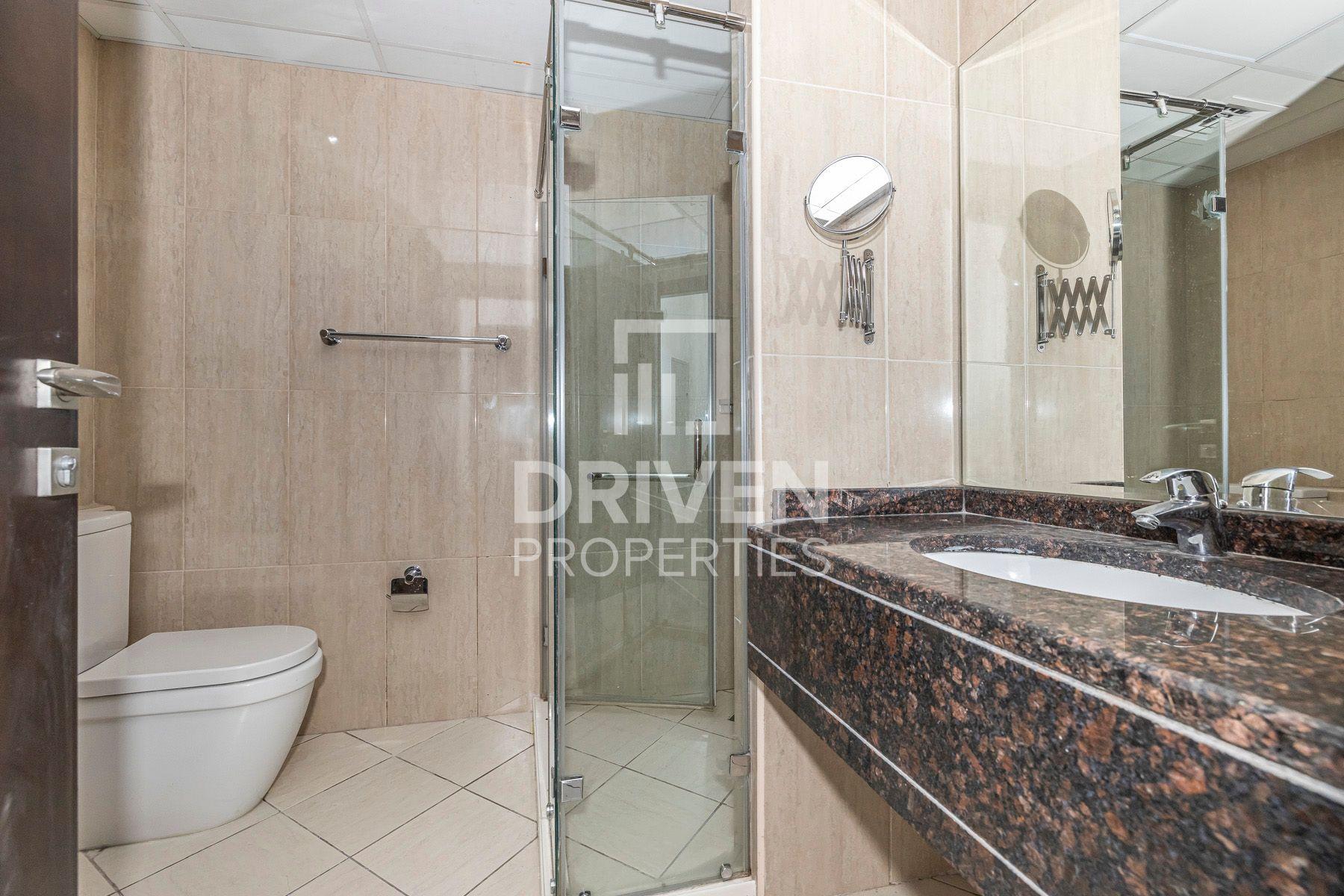 Studio for Rent in Arena Apartments - Dubai Sports City