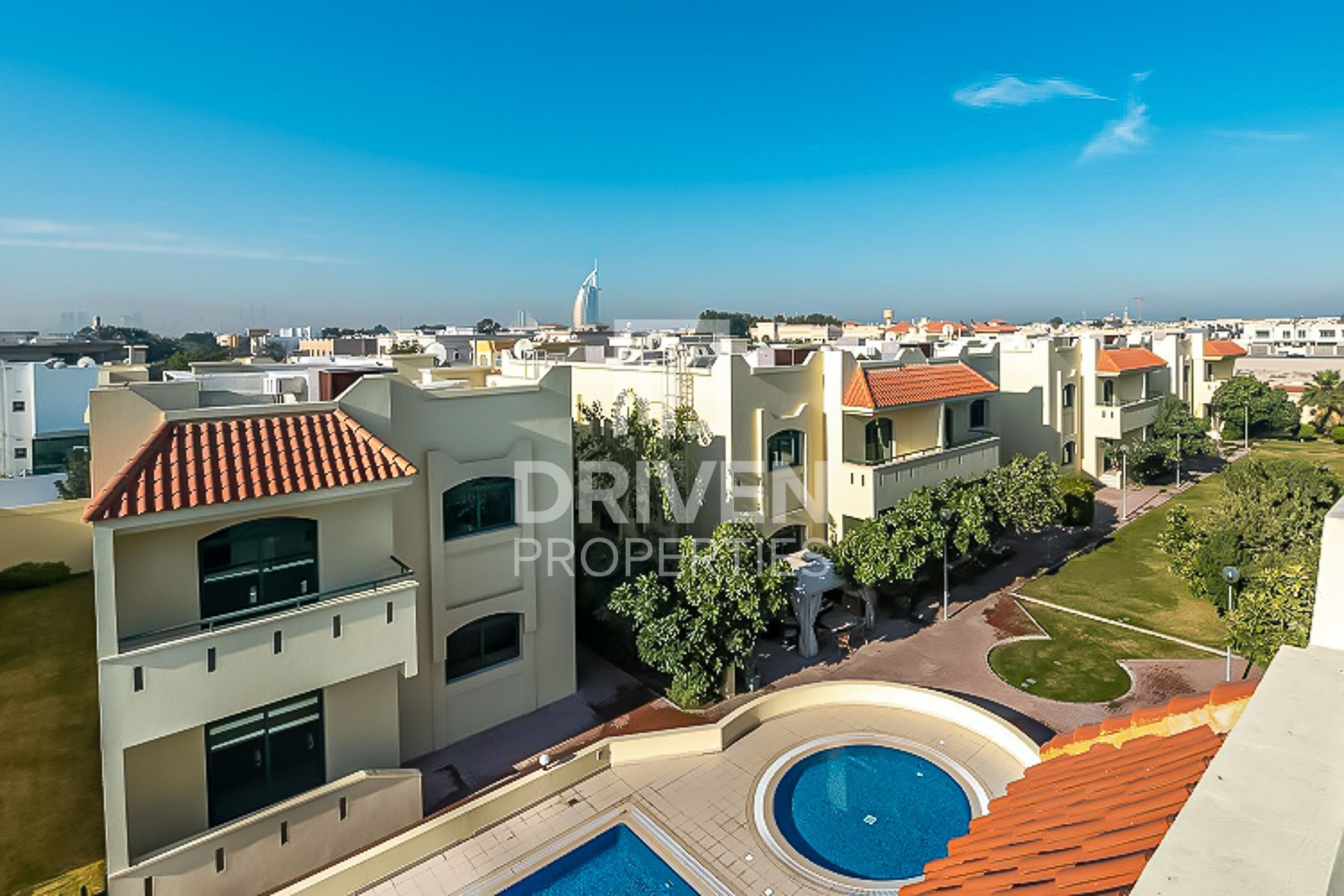 Villa for Rent in Umm Suqeim 2 Villas - Umm Suqeim