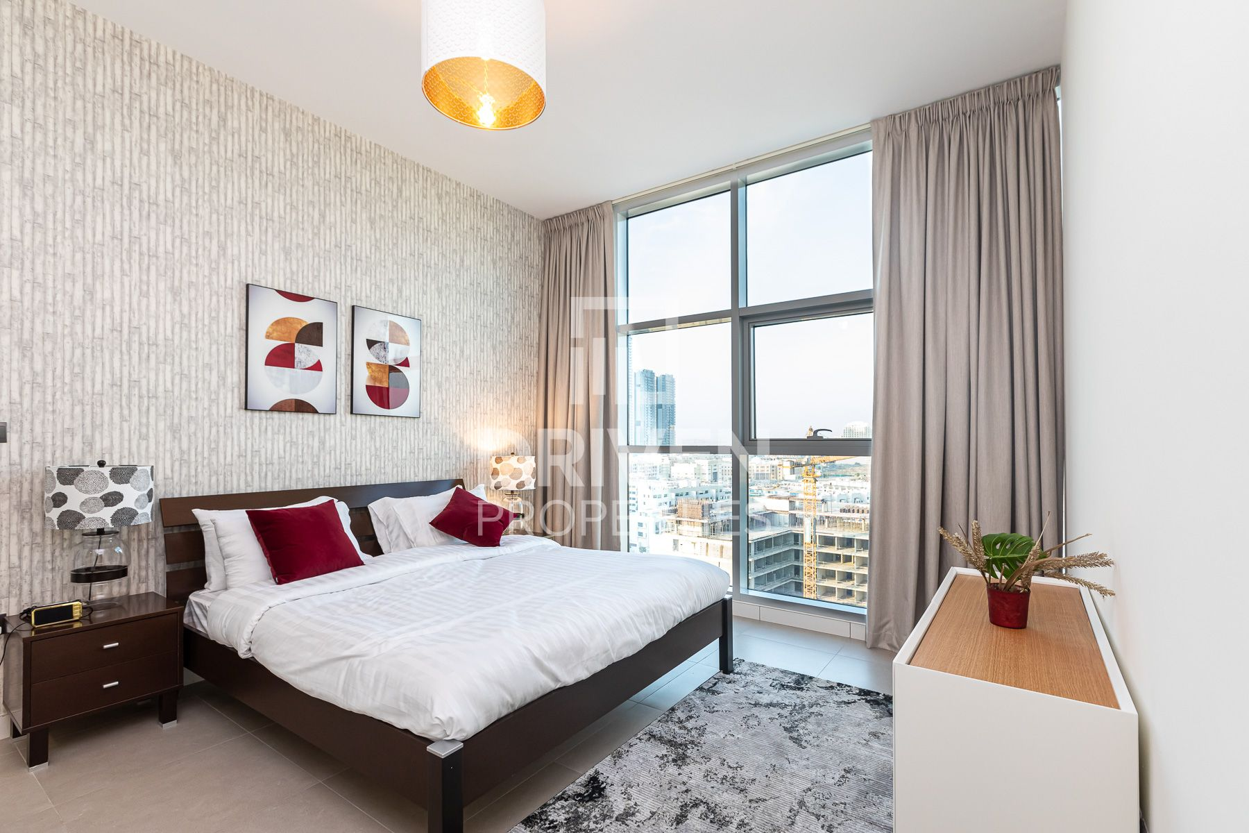 Fully Furnished | Brand New | High Floor
