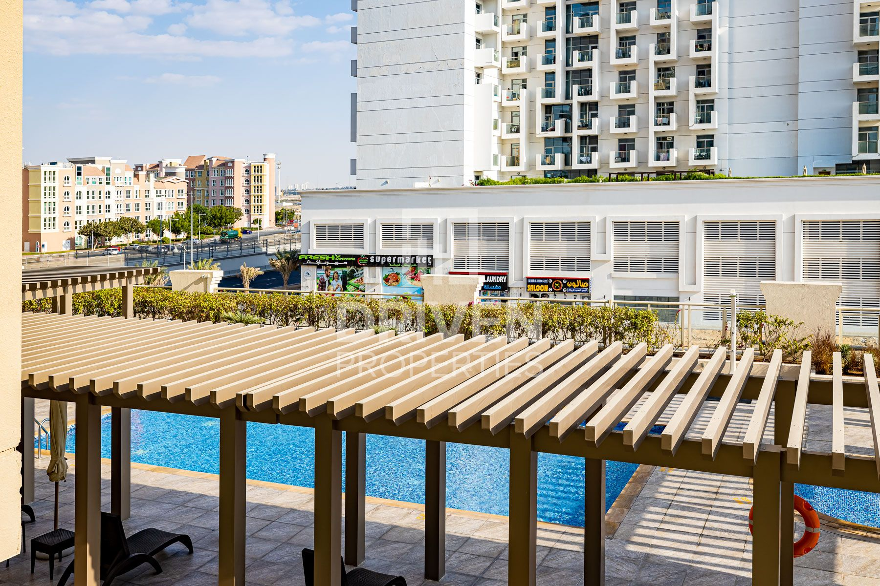 Biggest Layout Unit | Pool View | Vacant