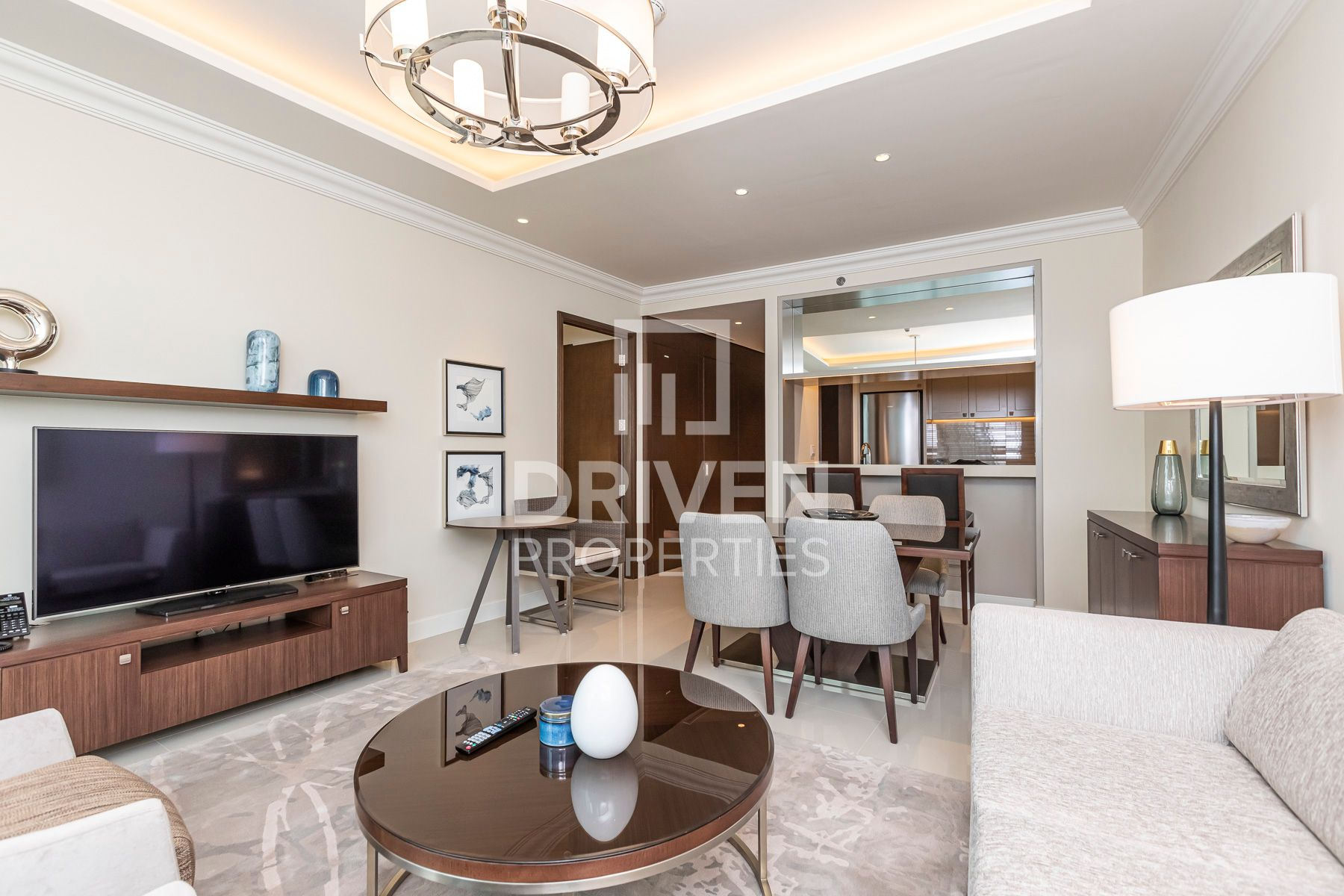 Furnished | Full Burj and Fountain Views