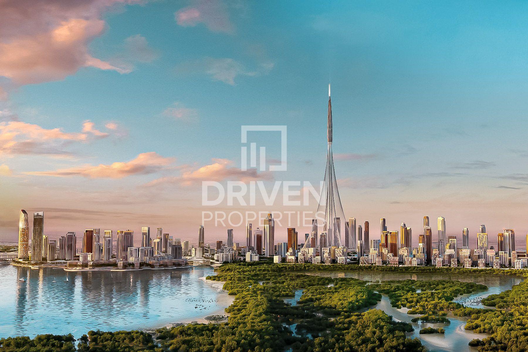 Apartment for Sale in Breeze - Dubai Creek Harbour