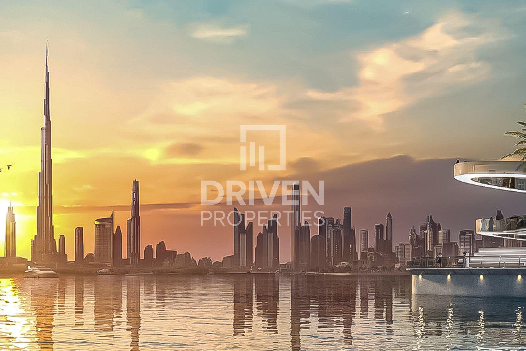 703 قدم مربع  شقة - للبيع - ميناء خور دبي