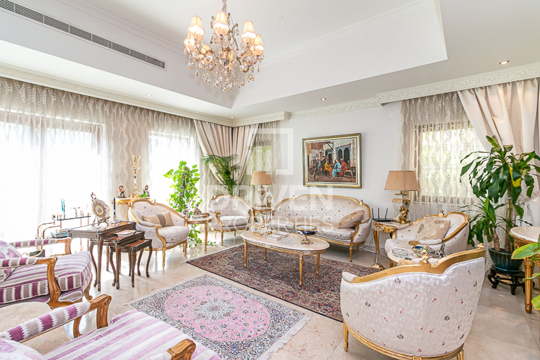 Type B | Dubai Style 5Bed Villa | Corner